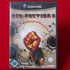 Nintendo Gamecube ► red faction II (dt.) ◄ wii | GC