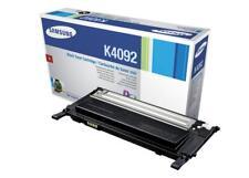 Samsung Original Tóner C4092 CLT-K4092S Negro para CLP-310 CLX3170 A-Artículo