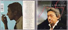 CD SERGE GAINSBOURG L'HOMME A LA TETE DE CHOUX 23 TITRES DE 1989 RARE !!!
