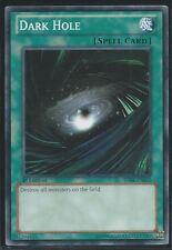 3x Yugioh SDRE-EN031 Dark Hole Common Card