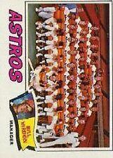 1977 Topps Houston Astros #327 Baseball Card