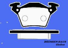 Bremsbeläge hinten Mercedes Vito + V (W638)  Bj 96-03 mit Bremssystem Bosch