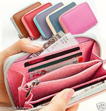 Apple iPhone 5 5S 4S 4GS 3GS 3 Purse Credit Card Smart Multi Pouch Case Cover