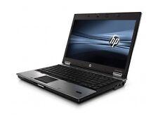 "HP EliteBook 8440p Laptop, 14"" LED, Intel Core i5, 4gb, 320gb windows 10 pro"