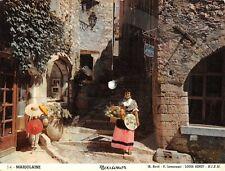 MEXISONOR carte postale musicale 45rpm SAINT PAUL DE VENCE