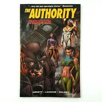 THE AUTHORITY Vol 9: World's End (TPB, 2009) Dan Abnett,  Andy Lanning