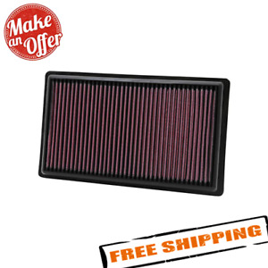 Fits Ford Explorer 1997-2001 4.0//5.0L K/&N High Flow Replacement Air Filter