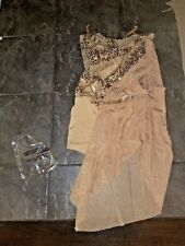 Weissman's Champagne Costume 6958- Small Adult