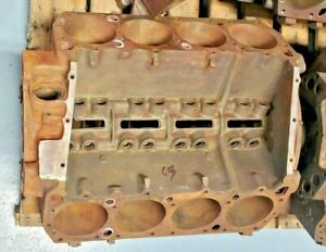 1963 Max Wedge 426 Cubic Inch bare engine block Date code 2*8*63  Part 185029-3