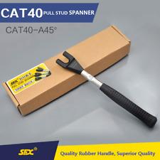 CAT40 Pull Stud Wrench Retention Knob Spanner Standard ASME B5.50-2015