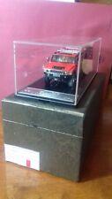 ATC HUMMER 1 43  H6 2005 - ROSSO - EDIZIONE NUMERATA. PORTIERE APRIBILI.