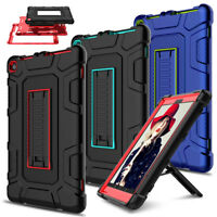 For Amazon Kindle Fire HD 8 2018/7 2017 Tablet Case Shockproof Stand Hard Cover