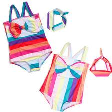 Abbigliamento da mare e piscina multicolore senza marca per bambine dai 2 ai 16 anni