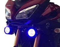 Yamaha MT-09 Tracer '15-'17 auxiliary lights mounting bracket