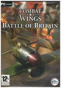 Combat Wings: Battle of Britain (PC CD-ROM)