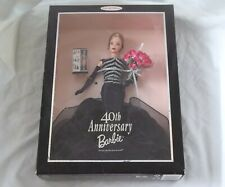 40th Anniversary Barbie Doll 1999 Collector Edition 21384 Unused All Pieces