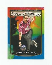 2019 Goodwin Champions Blue Border #132 Walter Ray Williams Jr (Bowling) (NM)