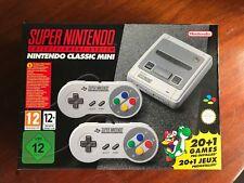 BRAND NEW Super Nintendo SNES Nintendo Classic Mini