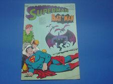 Superman Comicheft, Nr. 25 , von 1973, alt, selten !