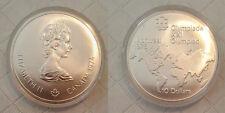 Canada 1974 10 Dollars, Rare Olympic Error Mule Date, Superb Gem BU, 320 Struck