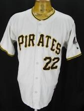 Vintage Pittsburgh Pirates McCutchen Majestic Sewn Baseball Jersey Shirt XL 50
