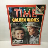 Time Magazine November 16 1981 Golden Oldies Hepburn & Fonda