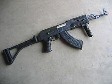 DE Metal AK-47S Airsoft AEG Rifle 410 FPS w/ RIS 900E