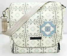 Petunia Pickle Bottom Ppb Boxy Backpack Diaper Bag Turquoise Grey
