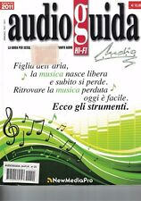 AUDIOGUIDA HI-FI - ANNUARIO - N.21 - 2011