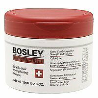 Bosley Professional Strength Healthy Hair Strengthening Masque, 7 oz - 2pc