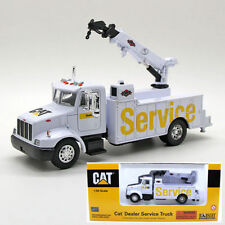 New Norscot 1/50 1:50 Diecast Caterpillar Cat Dealer Service Truck White 55118