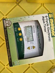 Melnor 3060 Electronic Aquatimer Duo Programmable garden hose timer