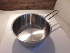 Silit Diamant Stielkasserolle 16 cm auch für Induktion 1,5 Liter ohne Deckel