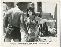 The Shame of The Sabine Women 1962 Lorena Velazquez   press photo MBX1