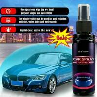 Car Scratch Coating Agent Repair Nano Spray Oxidation Liquid Ceramic Coat 30ml