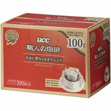 UCC craftsman's coffee drip Mocha blend of sweet scent 100P 700 g From Japan