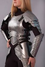 "Medieval Armor Lady Cuirass/Jacket Skirt. Armor ""Queen of the Elven"" Halloween"