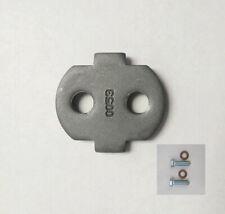 Hurst 1950053 4 Speed Comp Plus Shifter Handle Stiffener Plate w/ Hardware