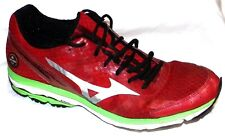 MIZUNO MENS WAVE RIDER 17 RUNNING SHOES WITH 99& TREAD SIZE-12