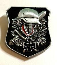 PIN Wehrmacht - Gedenken an unsere Kameraden - in ganz Metall Ausführung !