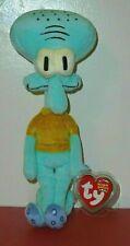 NMT* Ty Beanie Baby ~ SQUIDWARD TENTACLES (SpongeBob Squarepants) MWNMT