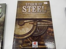 Dystopian Wars Storm of Steel campaign guide 2