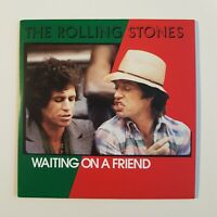 The ROLLING STONES ♦ Limited Edition & Remastered CD ♦ WAITING ON A FRIEND