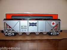 Lionel Train #26432 Frisco Covered Quad Hopper