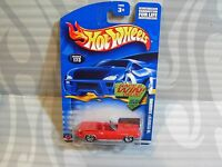 2002 HOT WHEELS #173 = `70 PLYMOUTH BARRACUDA= RED  , win