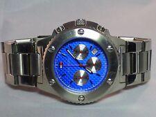 Tommy Hilfiger Multi-Function Stainless Steel Bracelet Mens Watch