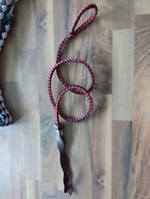 Hardly Used Braided Parachute Cord Over Under