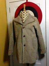 Lambretta sheepskin jacket size large medium Mod skinhead