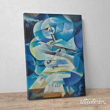 Tullio Crali, Volo Futurista - Stampa Fine Art su tela Canvas - Quadro Moderno