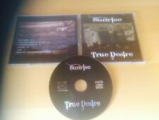 SUNRISE - RARE SWEDISH HARDROCK AOR CD PRIVATE PRESSED FATAL SMILE, BIG EASY, XT